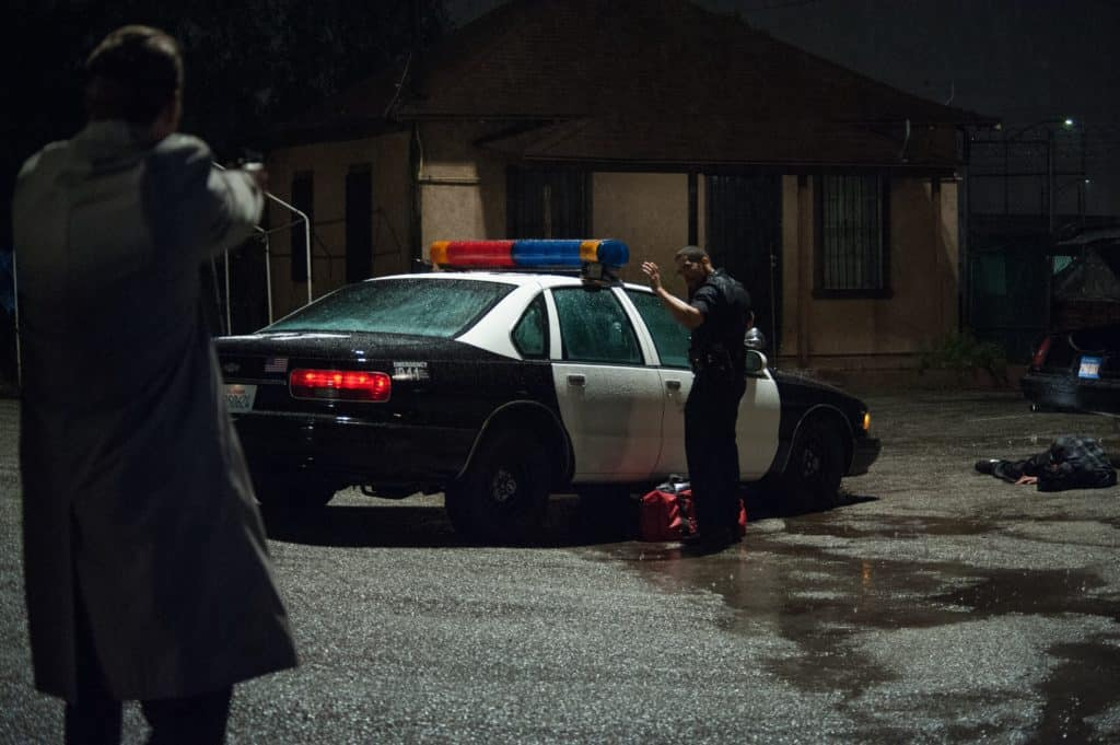 City of Lies Production Still